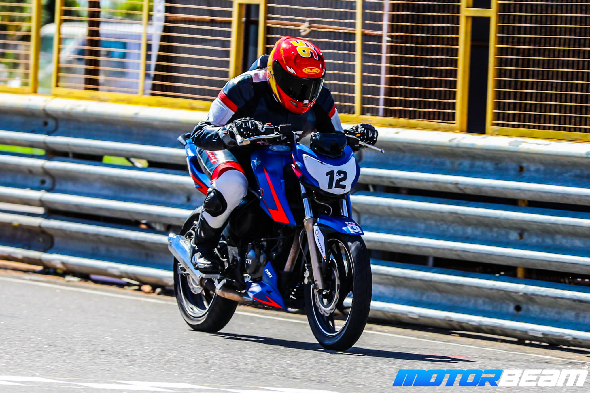 2019 TVS Young Media Program First Race