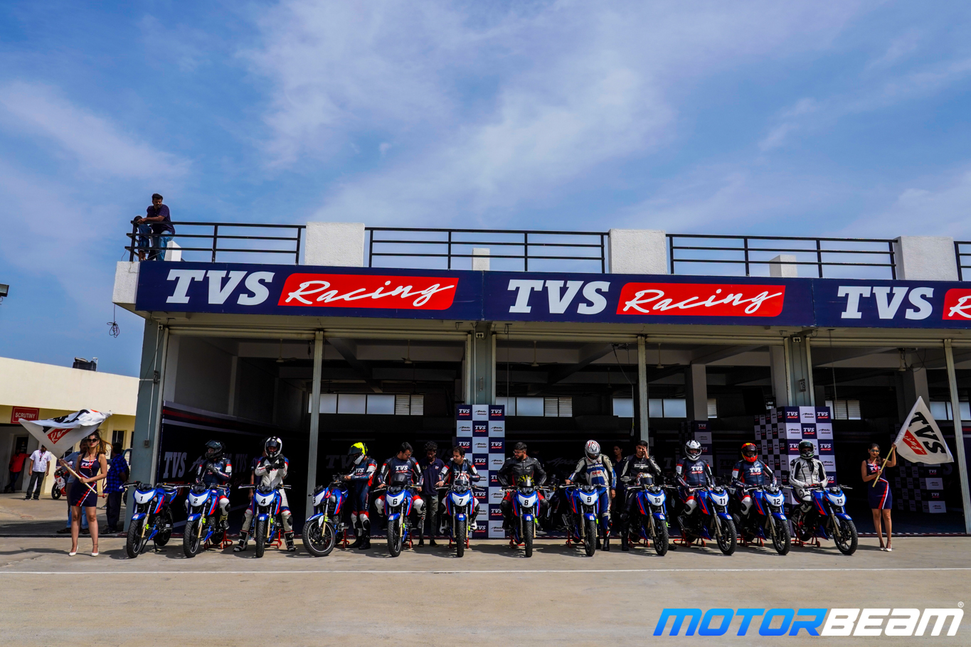 2019 TVS Young Media Program Second Race