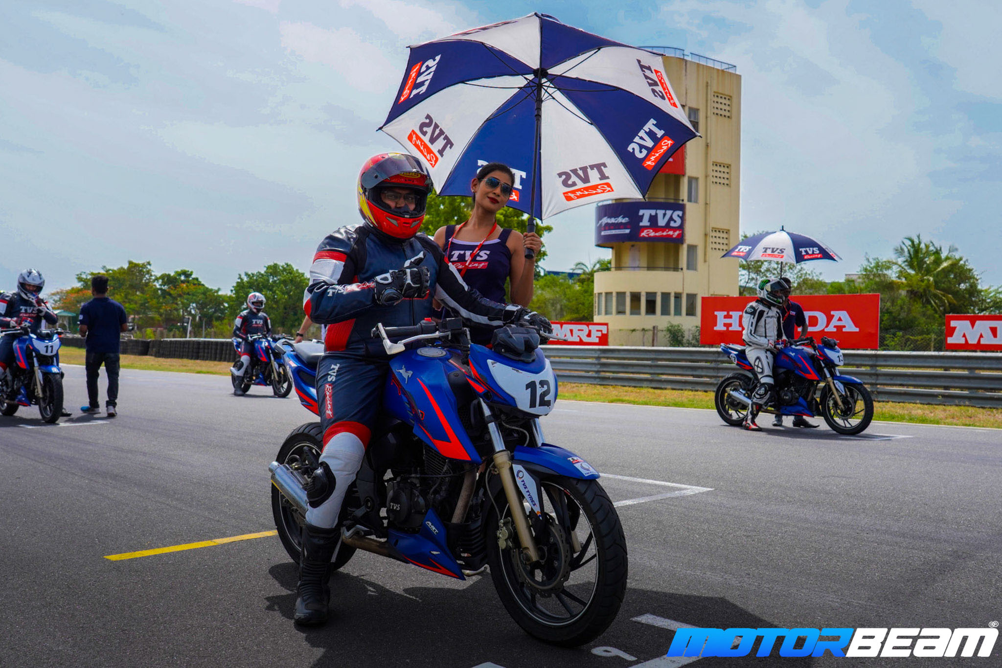 2019 TVS Young Media Second Race