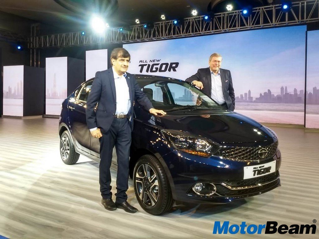 2019 Tata Tigor Launch