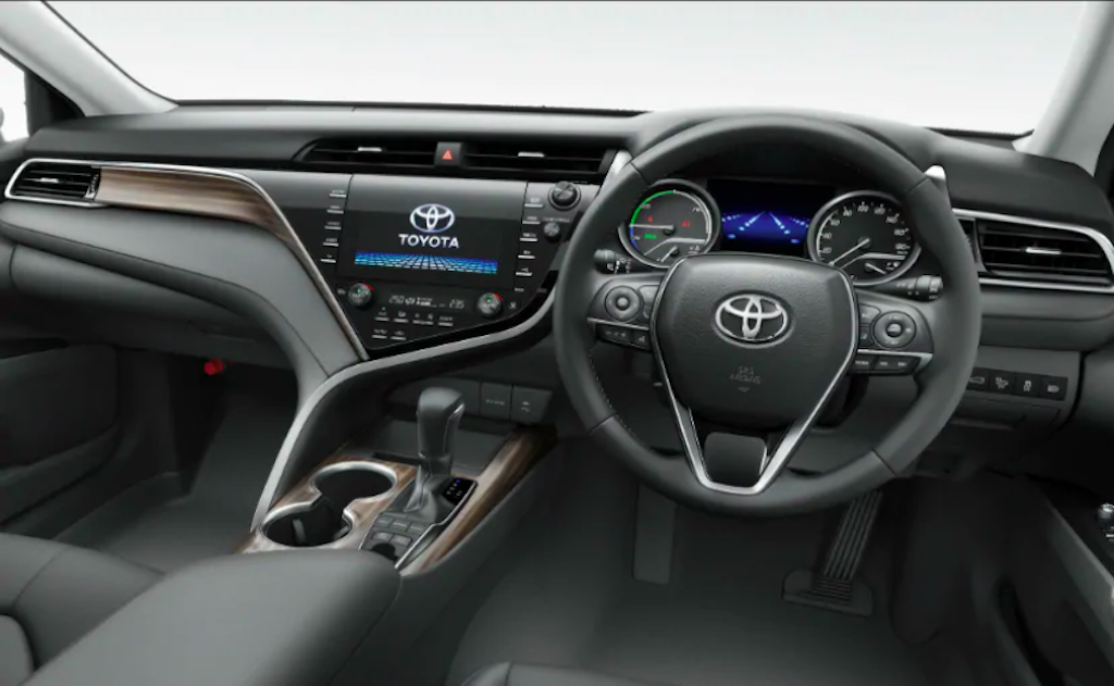 2019 Toyota Camry Price Is Rs 36 95 Lakhs Motorbeam