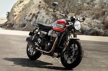 2019 Triumph Speed Twin Front