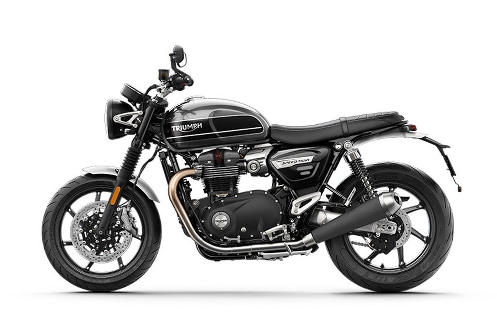 2019 Triumph Speed Twin Side