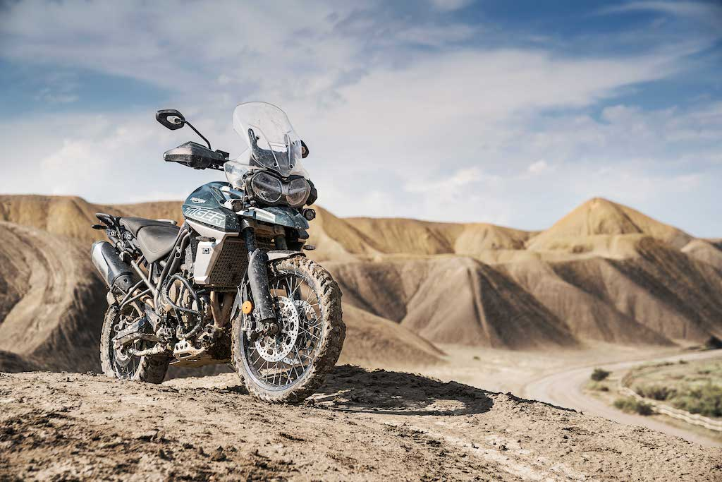 2019 Triumph Tiger 800 XCa Launch