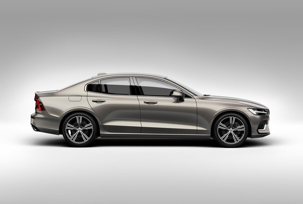 2019 Volvo S60 Features