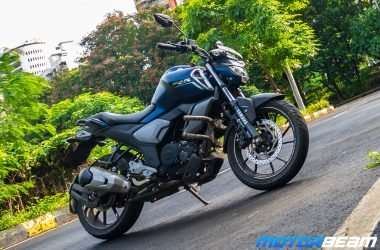 2019 Yamaha FZ-S V3 Review Test Ride