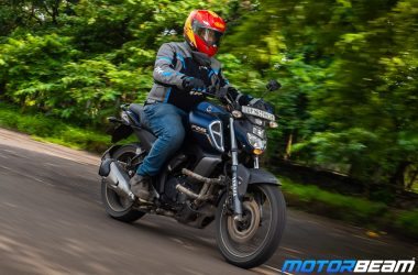 2019 Yamaha FZ V3 Hindi Video Review