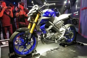 2019 Yamaha MT-15 Launch