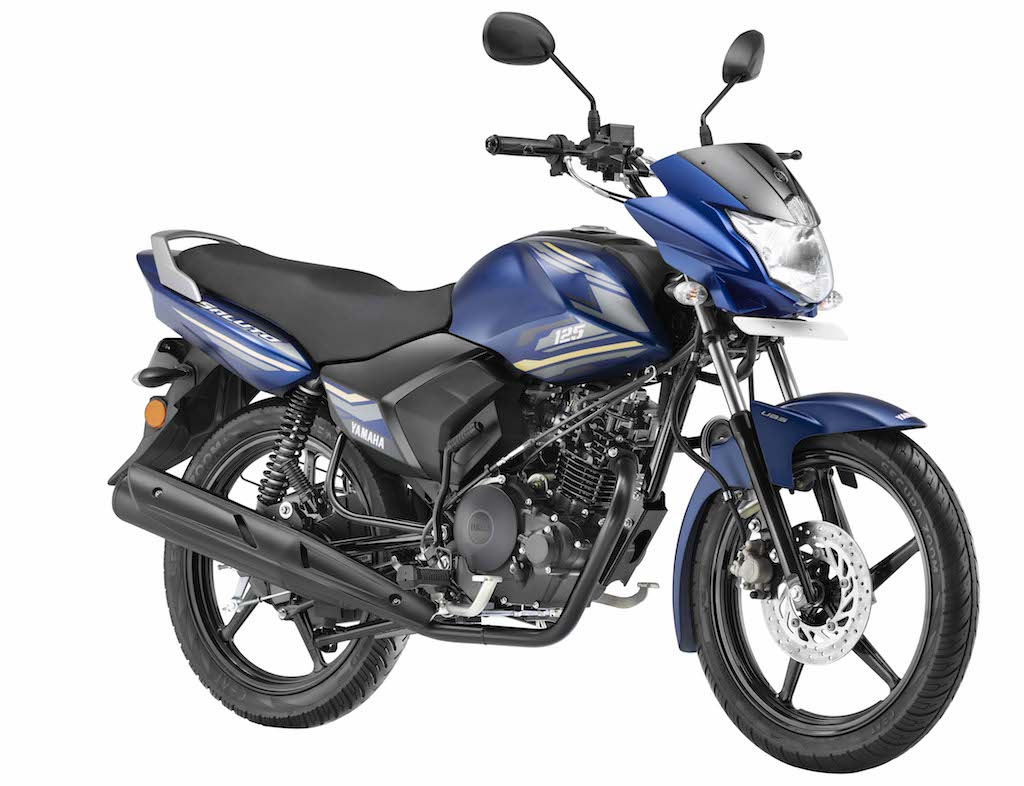 2019 yamaha saluto price starts at rs. 52,000/- | motorbeam