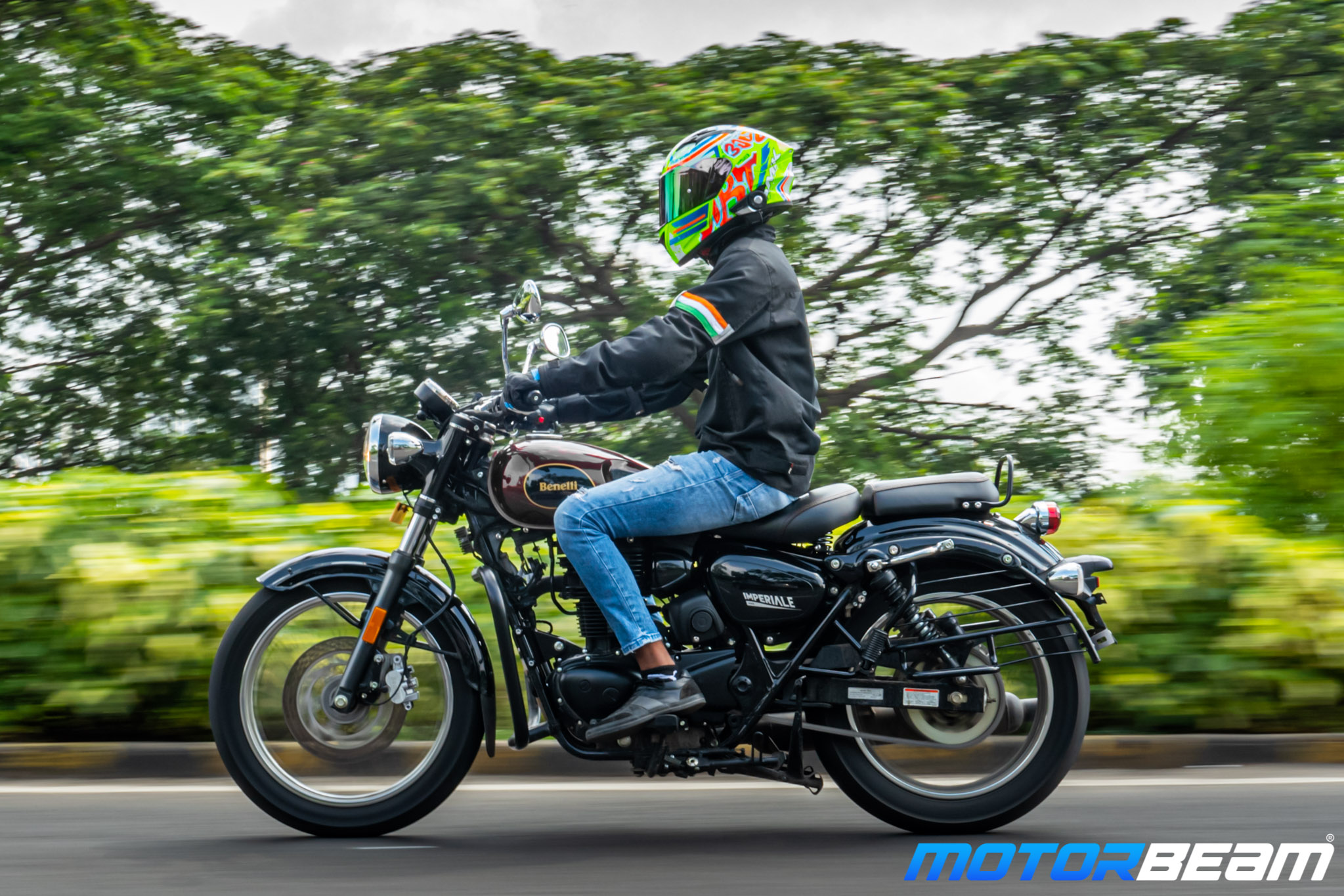 2020 Benelli Imperiale 400 Review 1