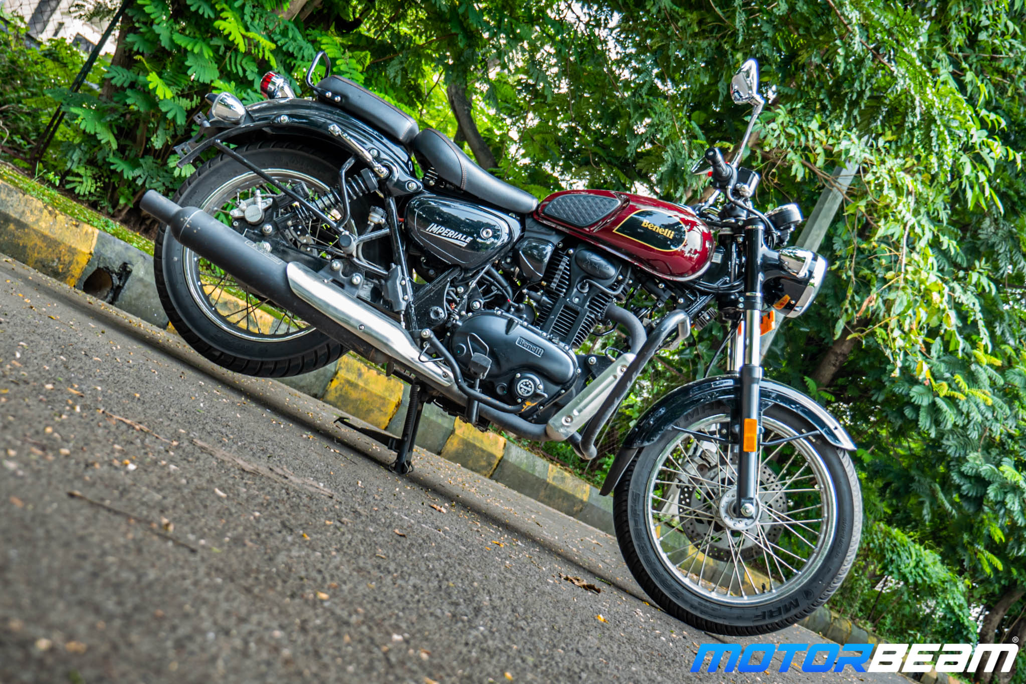 2020 Benelli Imperiale 400 Review 11