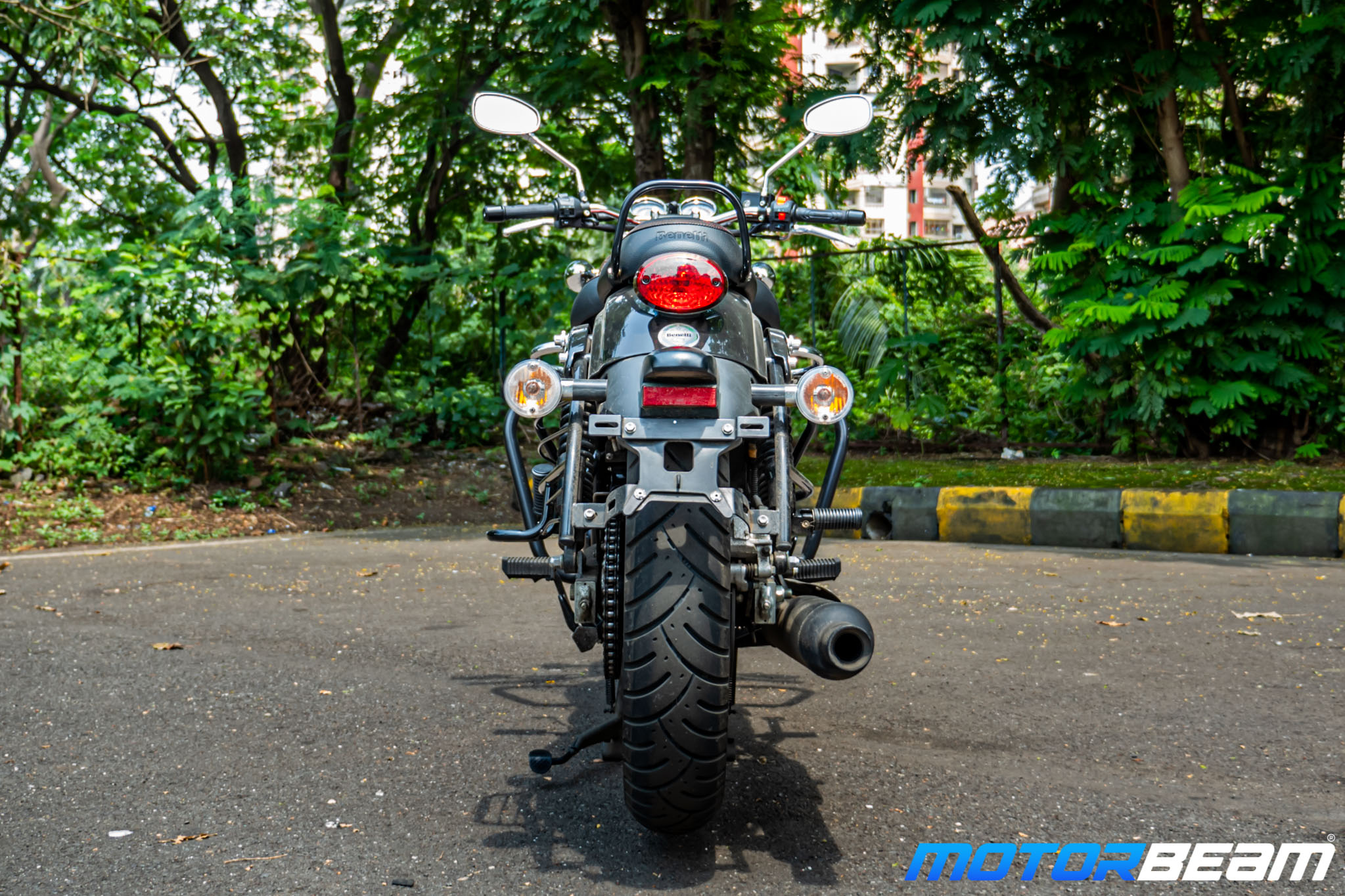 2020 Benelli Imperiale 400 Review 16