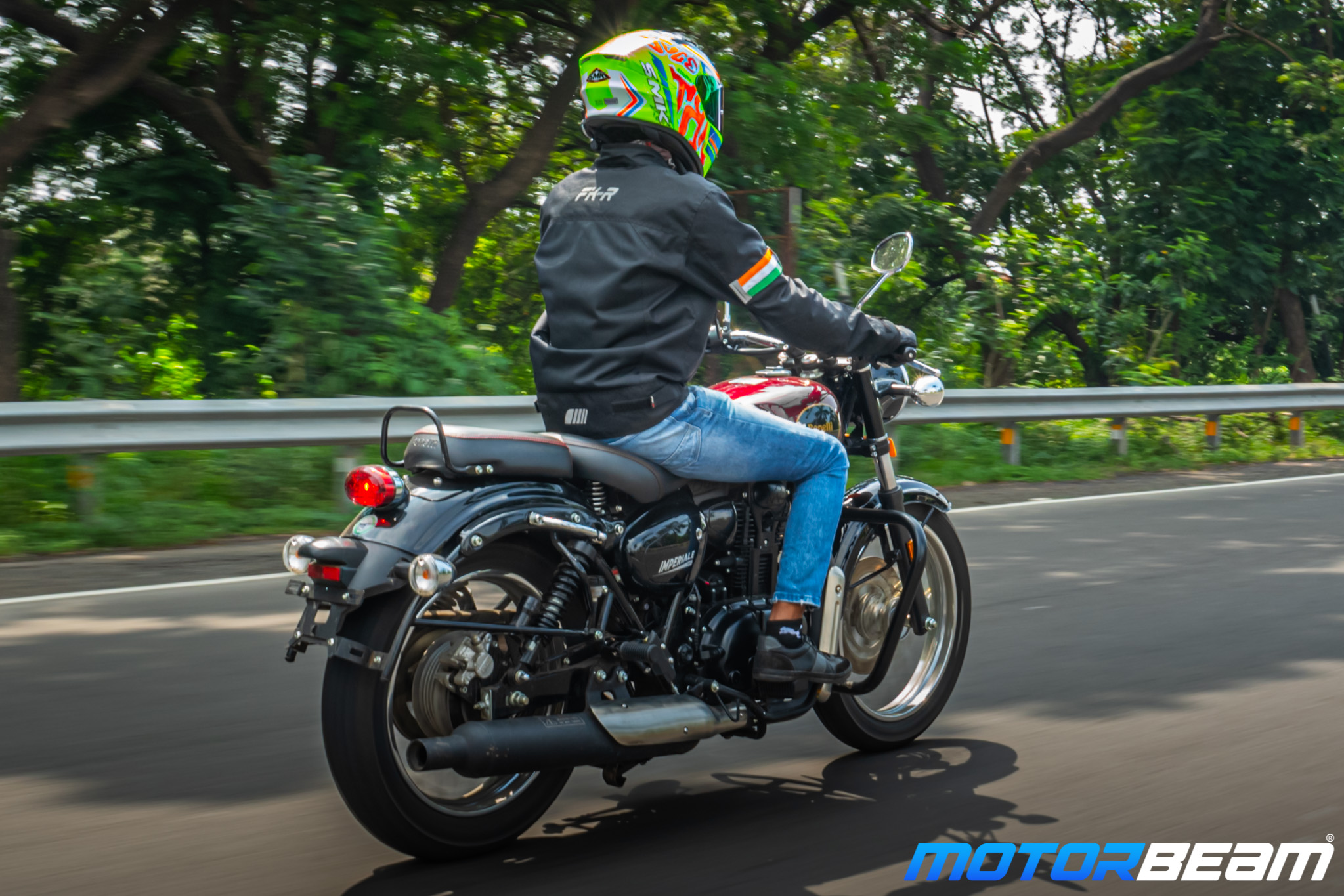 2020 Benelli Imperiale 400 Review 3