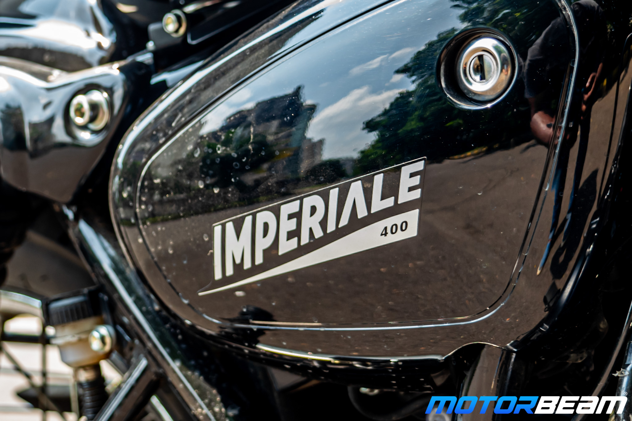 2020 Benelli Imperiale 400 Review 30