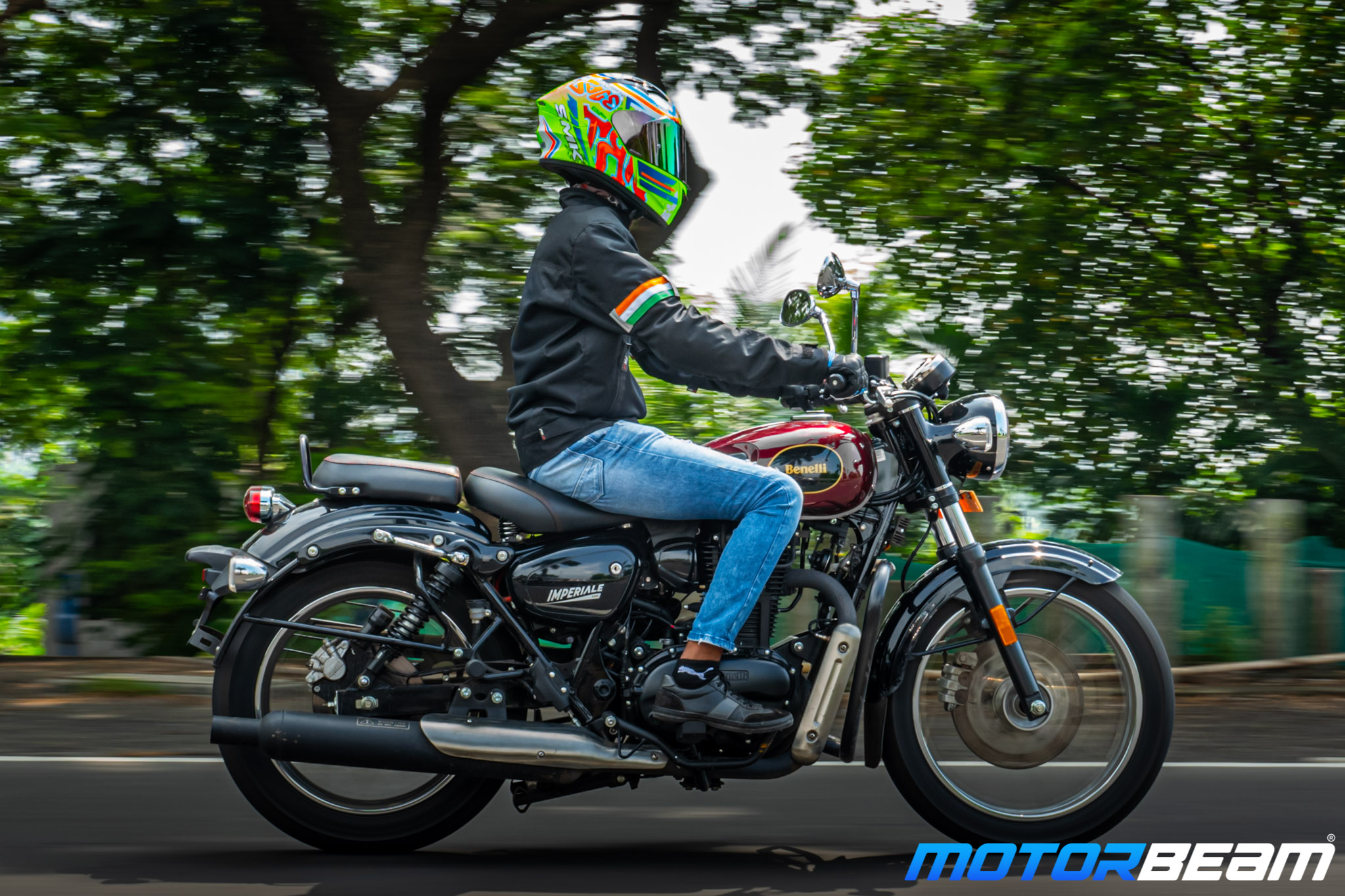 2020 Benelli Imperiale 400 Review 4