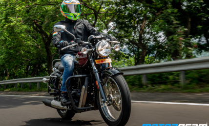 2020 Benelli Imperiale 400 Review 5