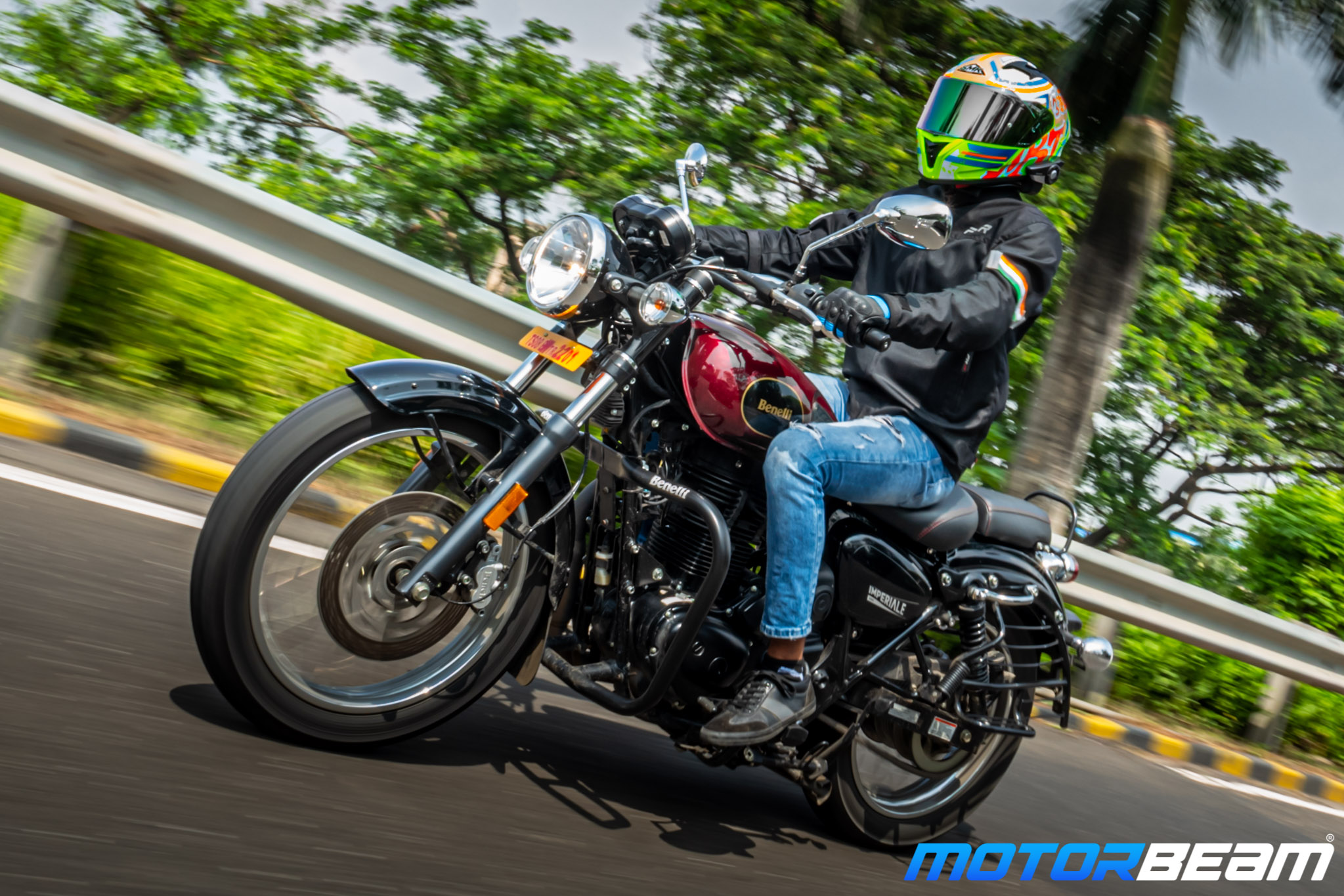 2020 Benelli Imperiale 400 Review 6