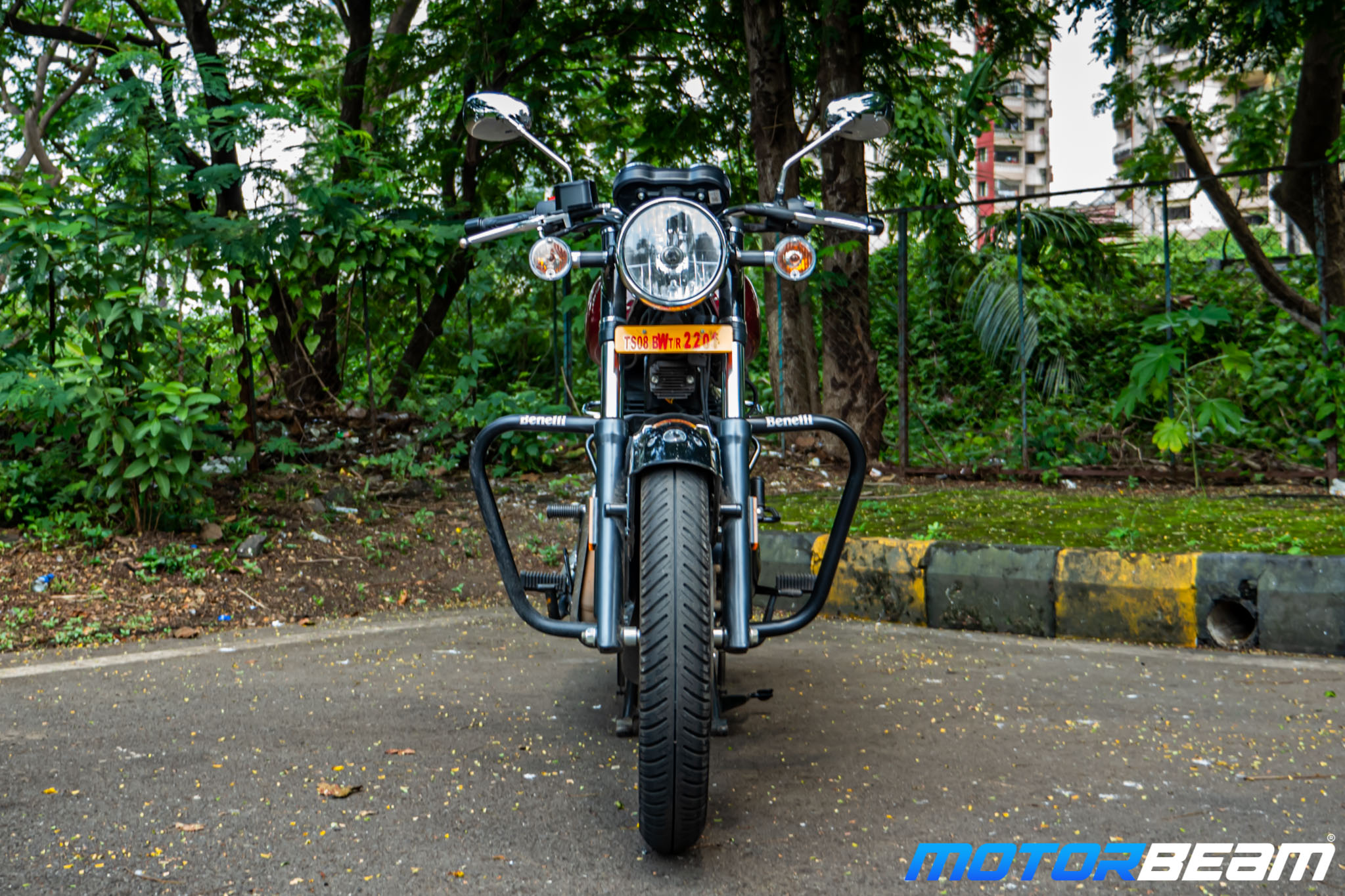 2020 Benelli Imperiale 400 Review 9