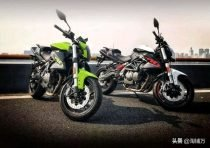 2020 Benelli TNT 600i Features