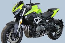 2020 Benelli TNT 600i Images