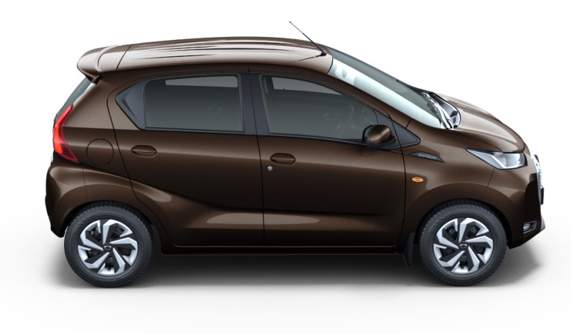 2020 Datsun redi-GO Colours