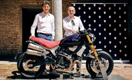 2020 Ducati Scrambler Club Italia Featured