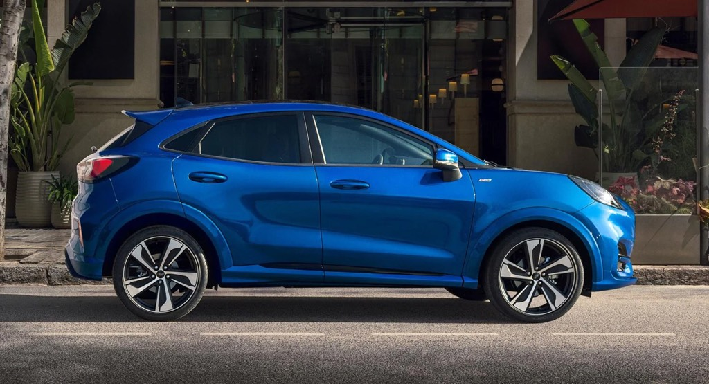 2020 Ford Puma Features