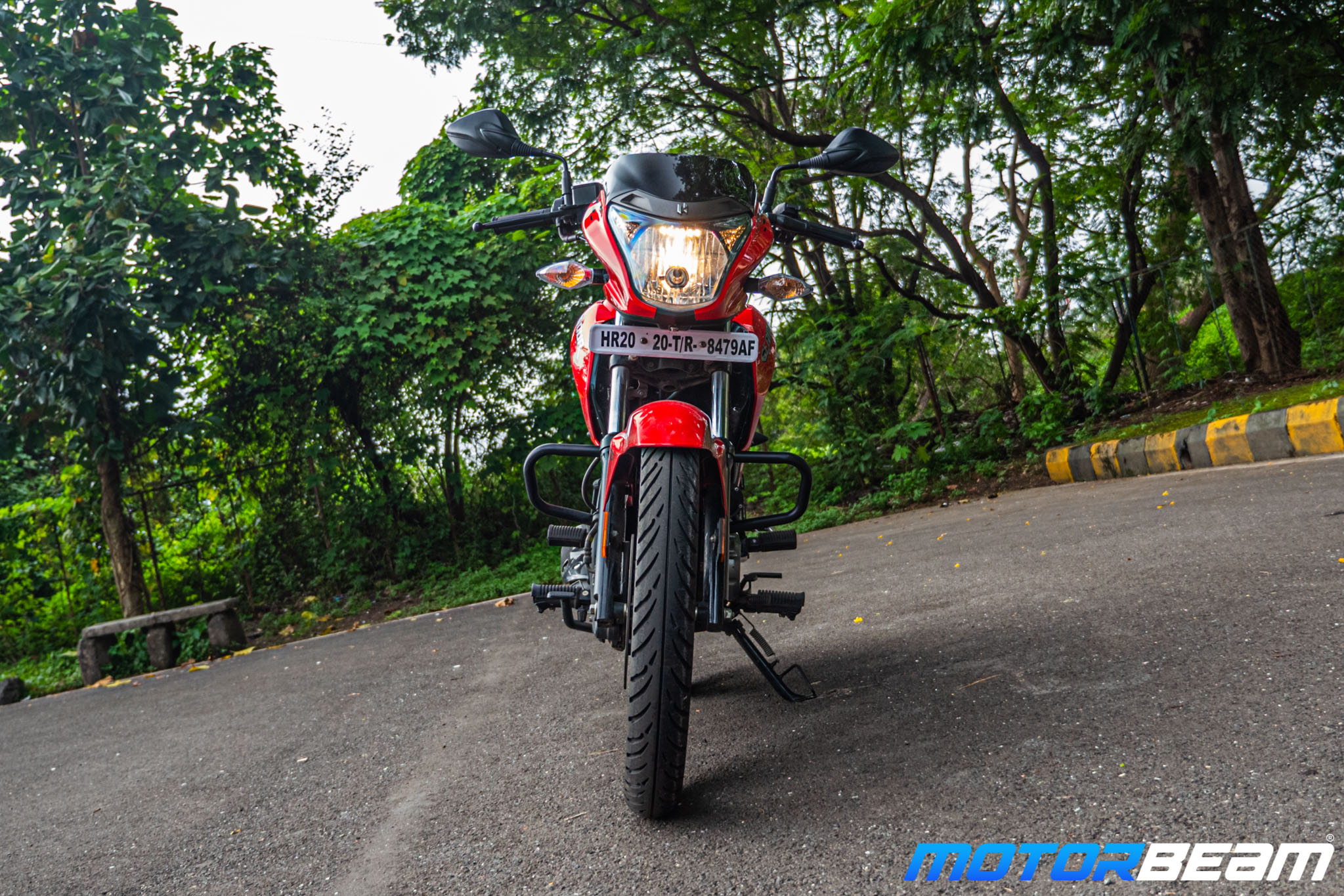 2020 Hero Glamour 125 Review 10