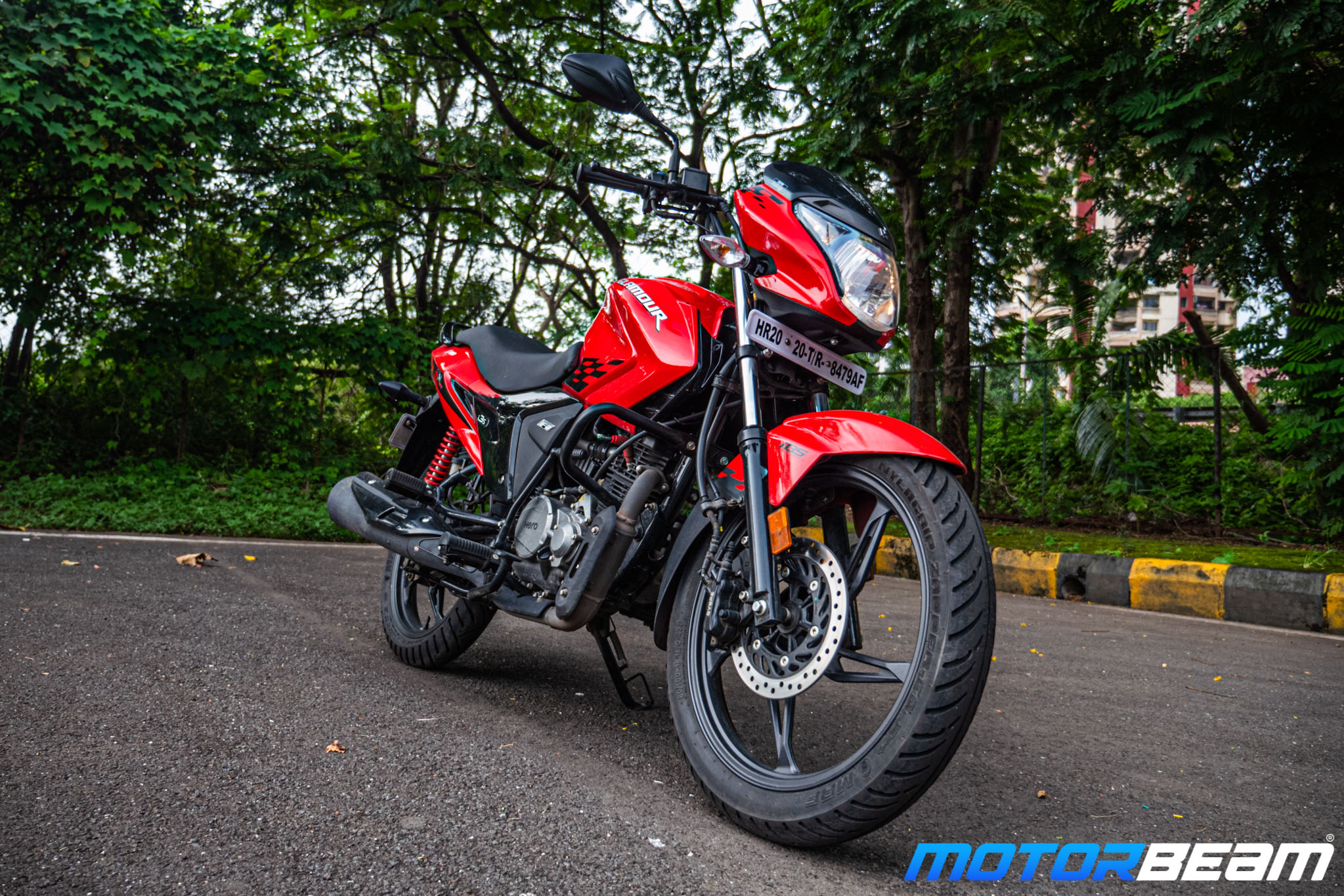 2020 Hero Glamour 125 Review 11
