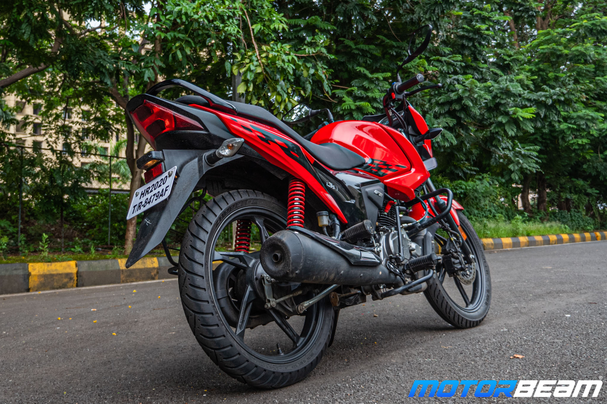 2020 Hero Glamour 125 Review 13
