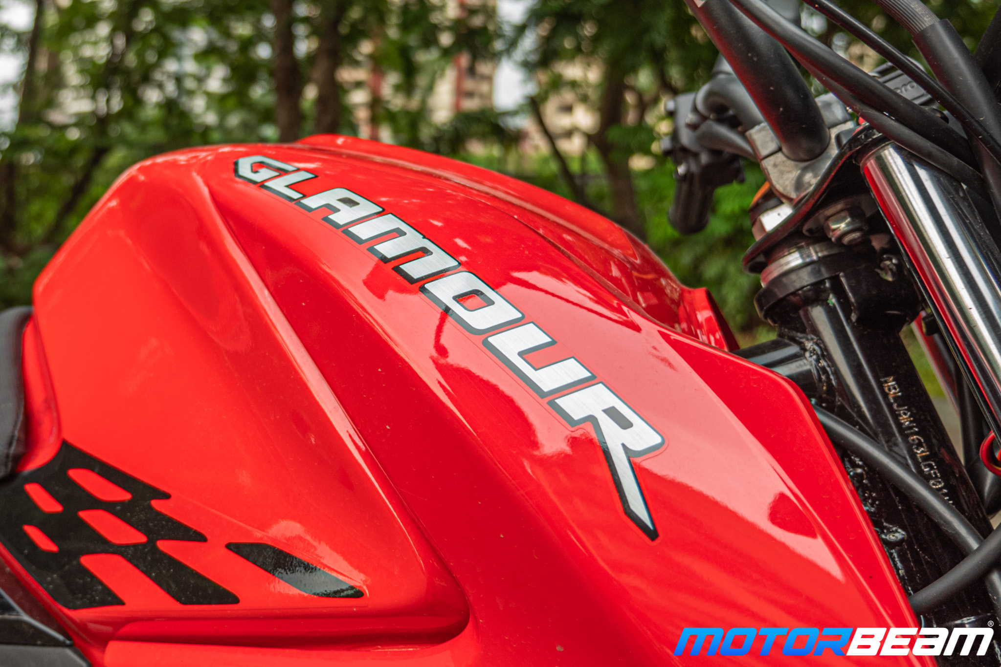 2020 Hero Glamour 125 Review 16