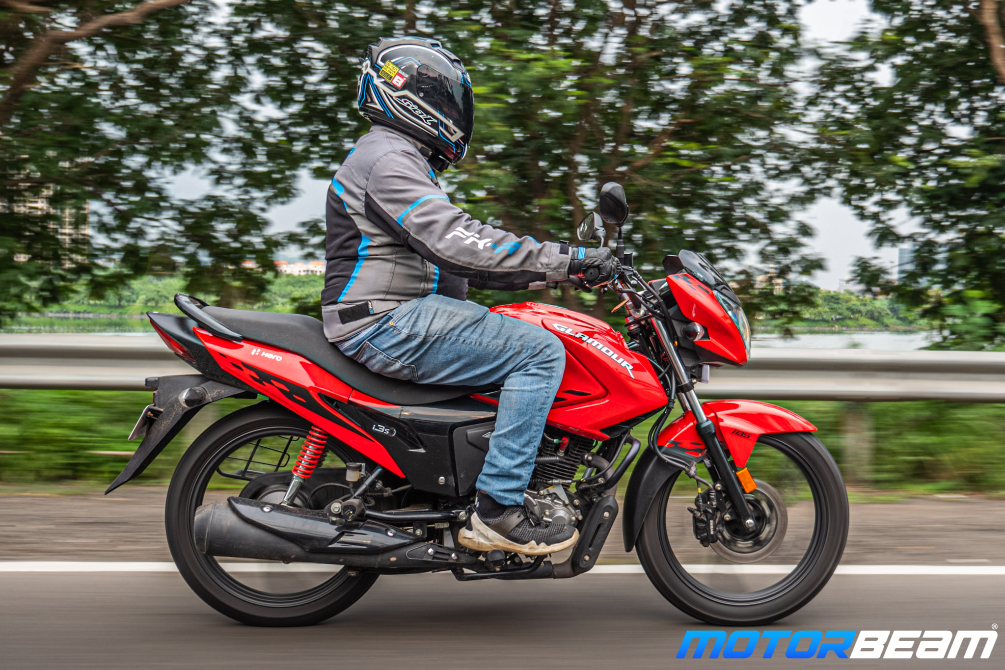 2020 Hero Glamour 125 Review 2