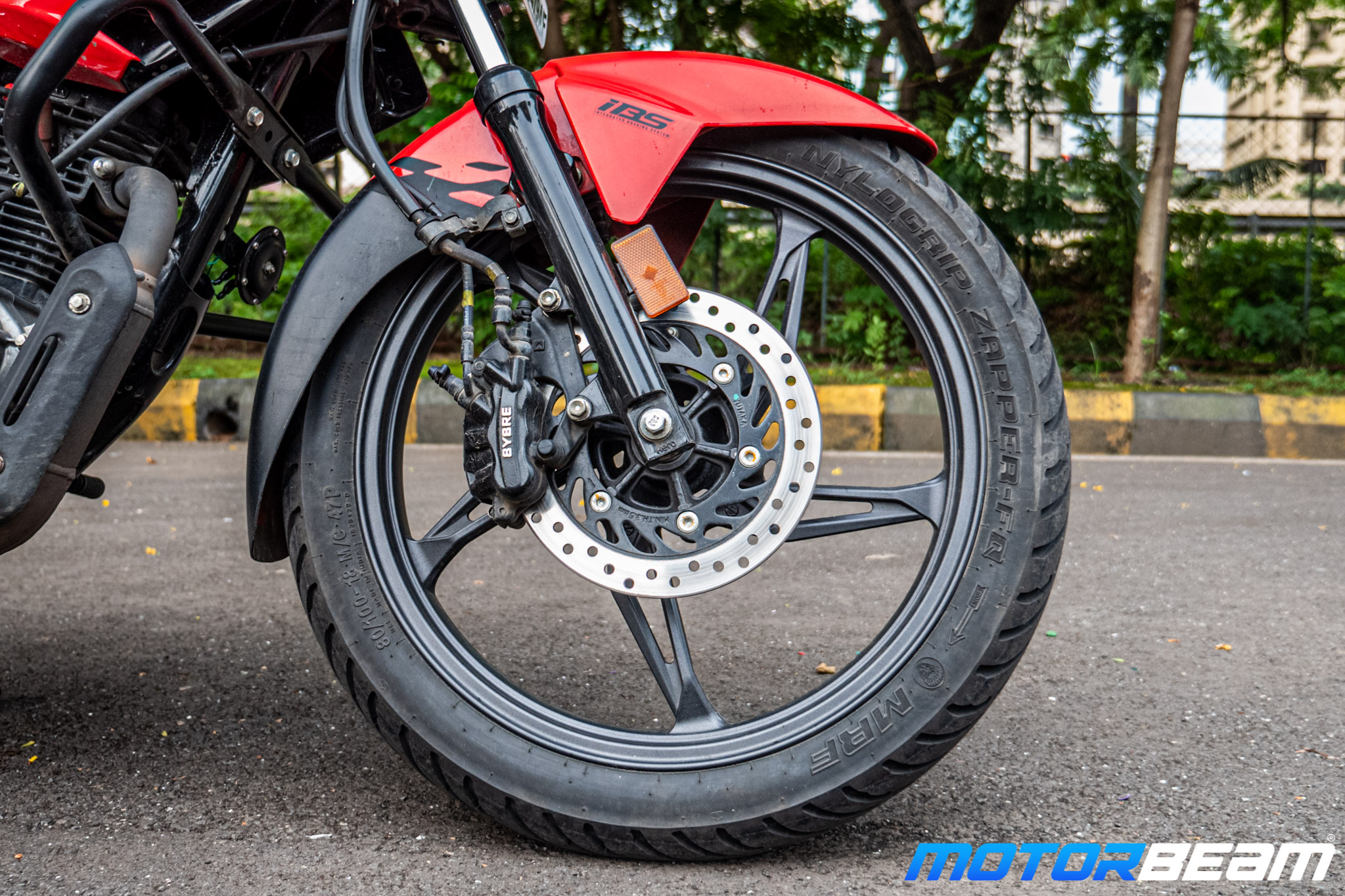 2020 Hero Glamour 125 Review 23