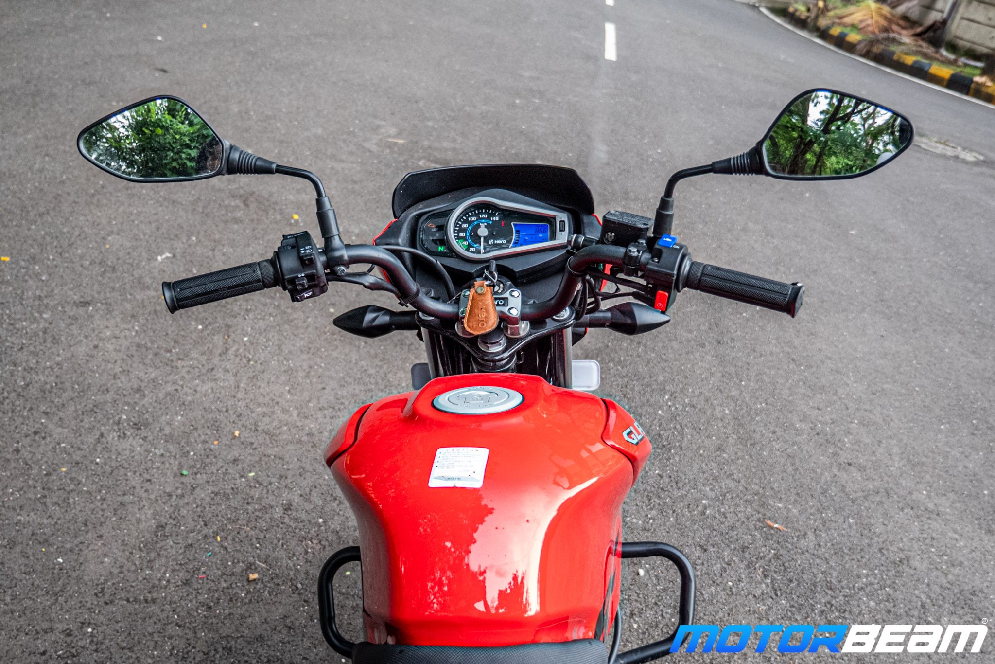 2020 Hero Glamour 125 Review 27