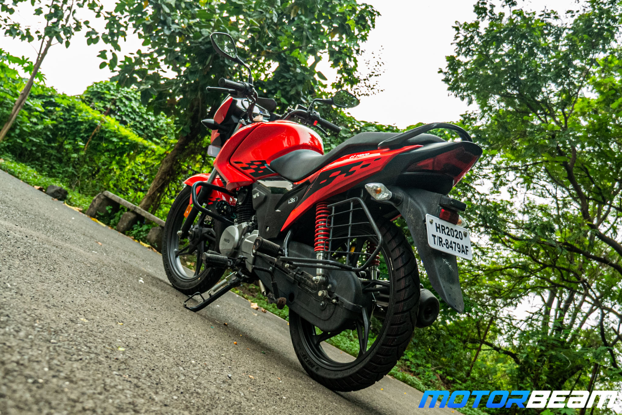 2020 Hero Glamour 125 Review 29