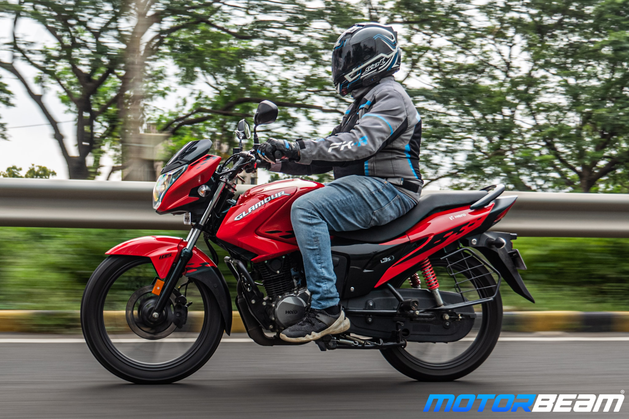 2020 Hero Glamour 125 Review 4