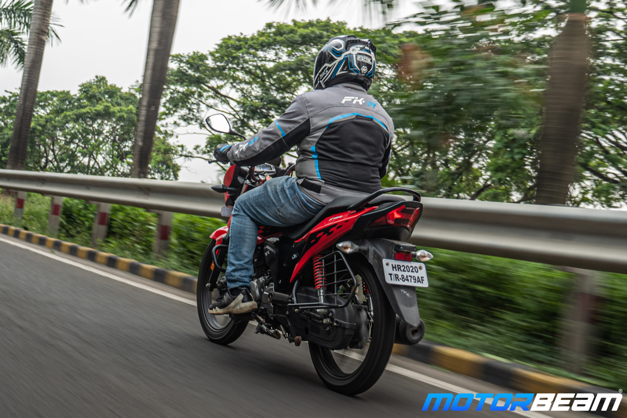 2020 Hero Glamour 125 Review 5