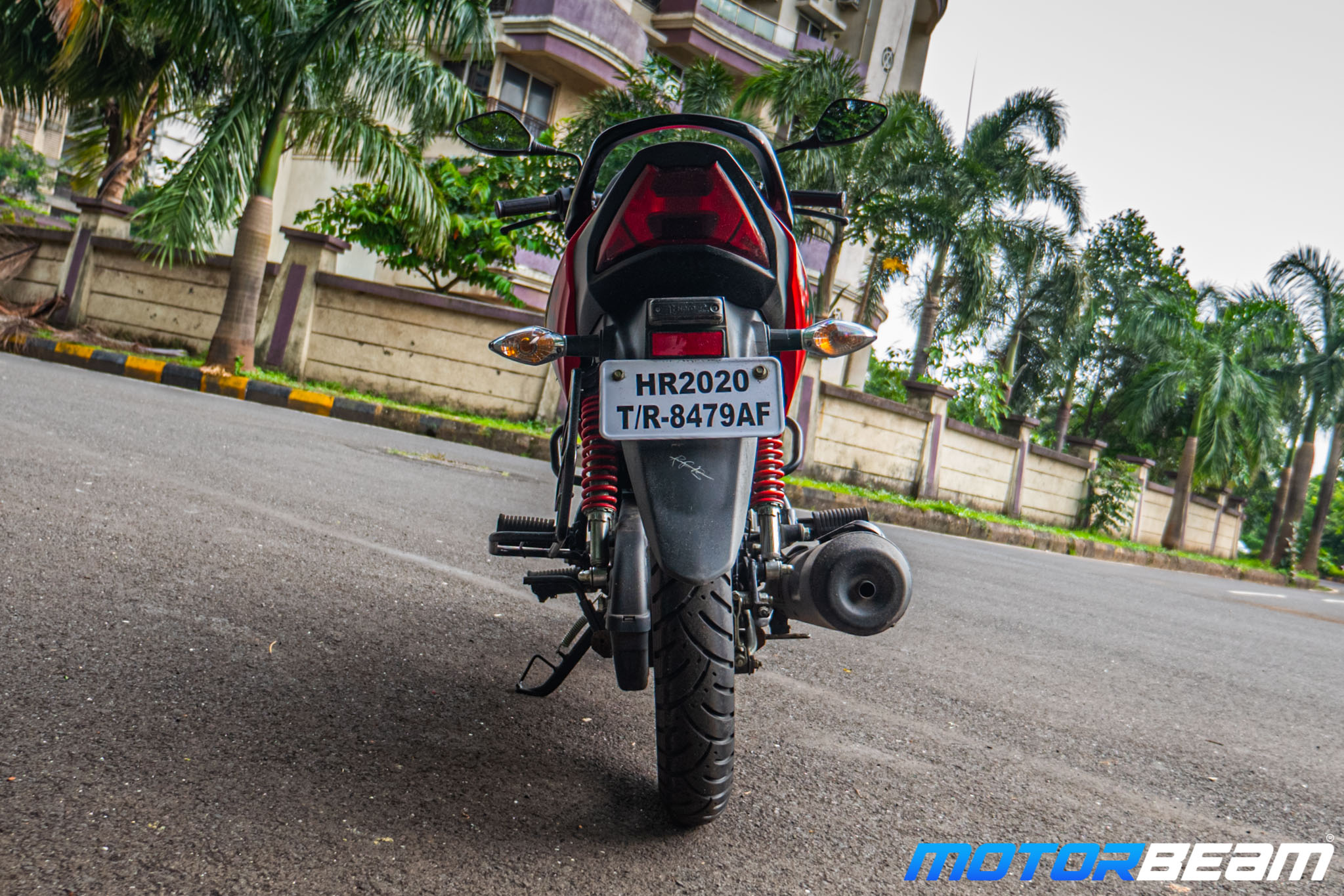2020 Hero Glamour 125 Review 7