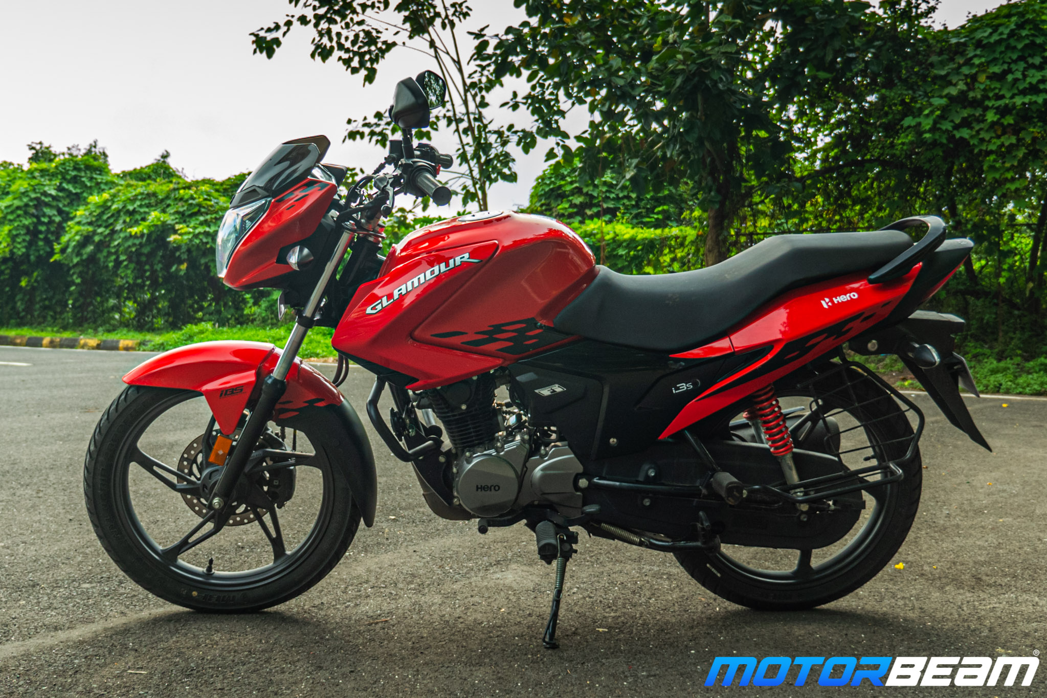 2020 Hero Glamour 125 Review 9