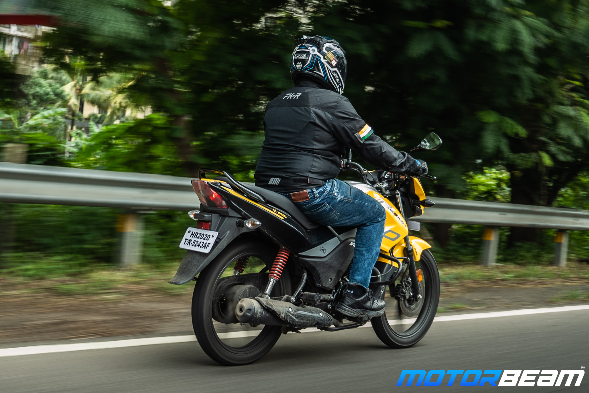 2020 Hero Passion Pro Review 3