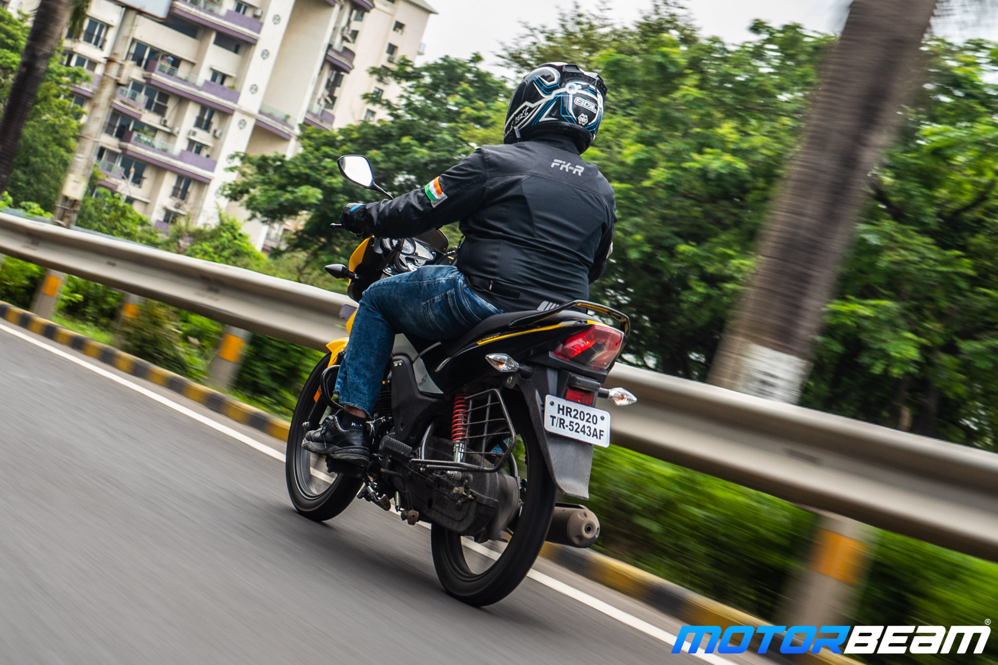 2020 Hero Passion Pro Review 4