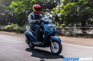 2020 Honda Activa 6G Video Review