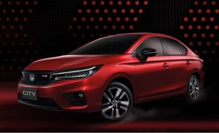 2020 Honda City RS