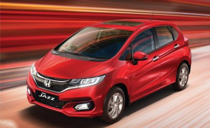 2020 Honda Jazz Facelift Front