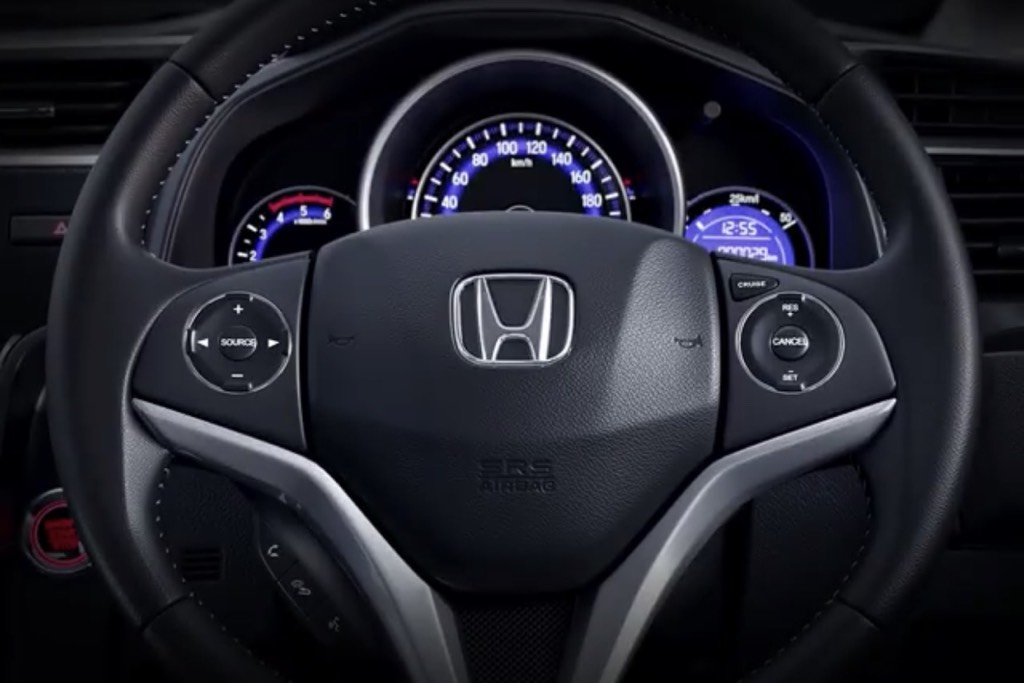 2020 Honda WR-V Features