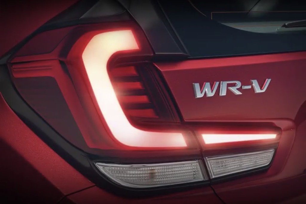 2020 Honda WR-V Tail Light