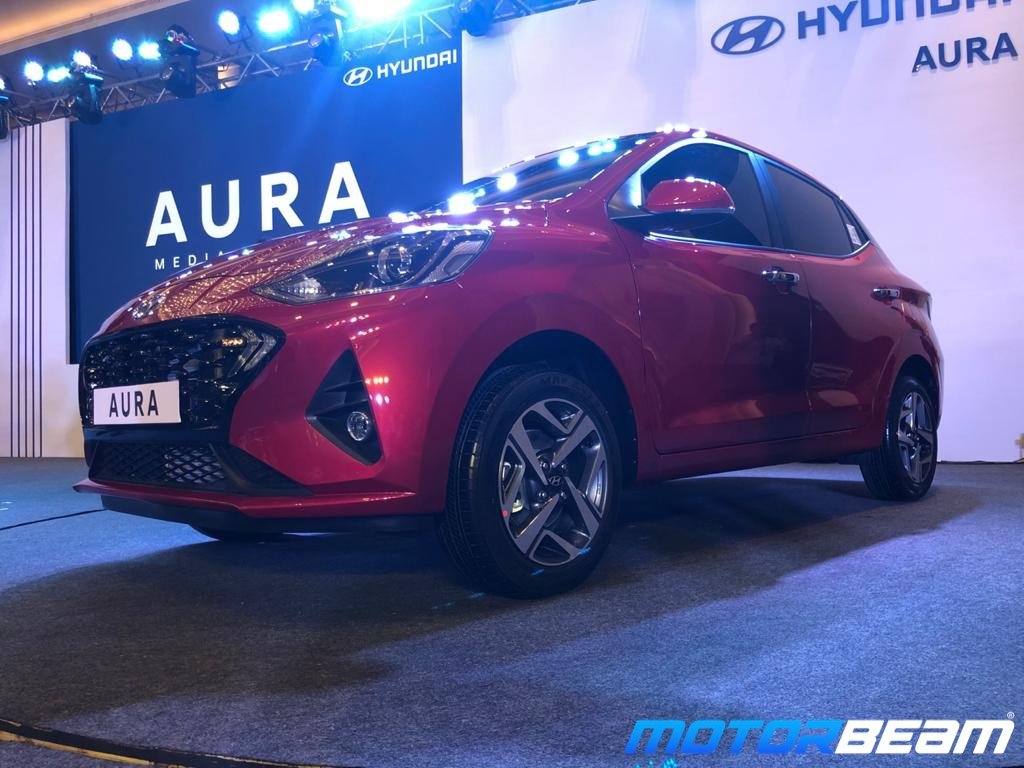 2020 Hyundai Aura Launch
