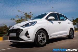 2020 Hyundai Aura Review Test Drive