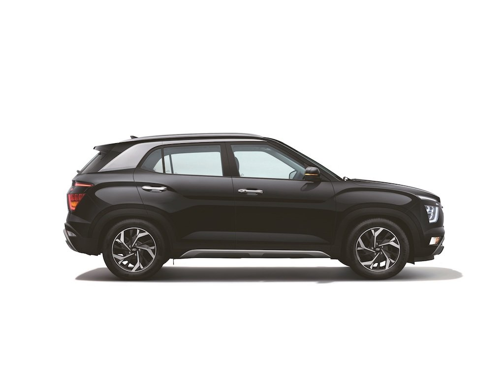 2020 Hyundai Creta Side