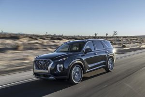 2020 Hyundai Palisade Revealed
